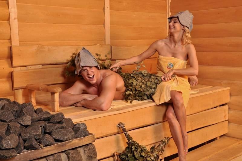 Баня по русски