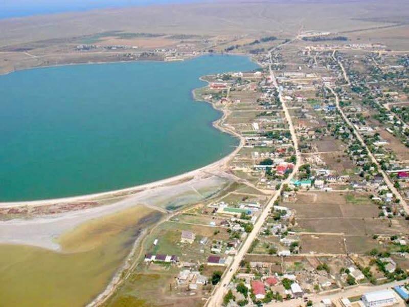 Оленёвка, Крым