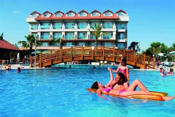 Seher resort spa топхотелс