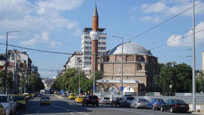 Мечеть Баня-Баши