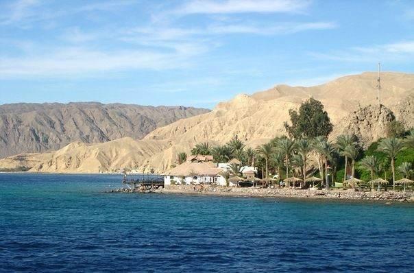 Красоты Табы, Египет