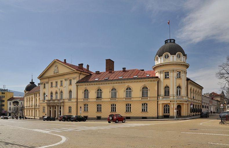 Фасад национальной галереи