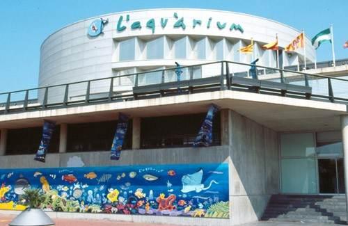 Здание аквариума