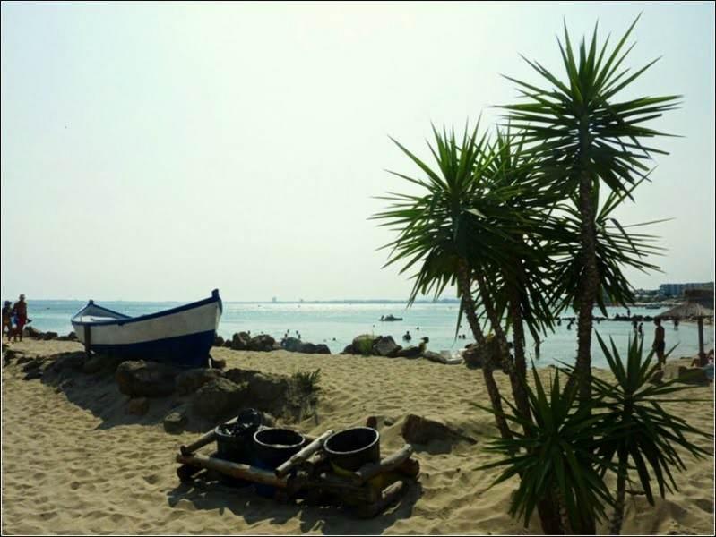 Пляжный пейзаж