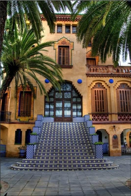 Дом Бонет (Casa Bonet)