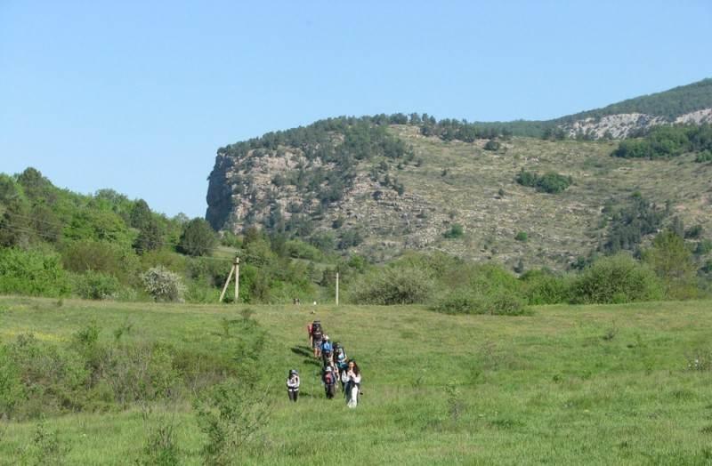 Пешие туры через долину