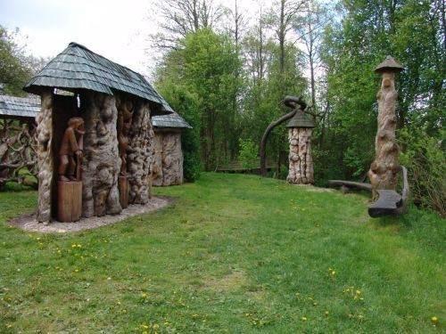 Парк скульптур имени А.Чеснулиса