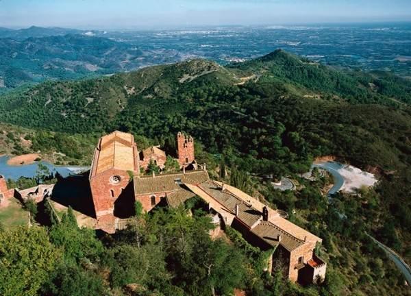Монастырь Эскорнальбоу