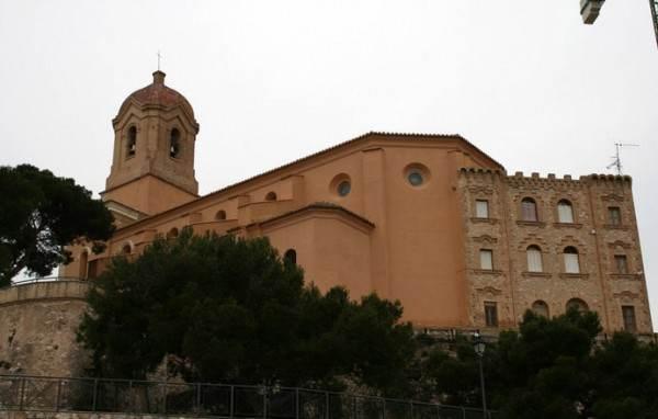 Замок Кульера (Castillo de Cullera)