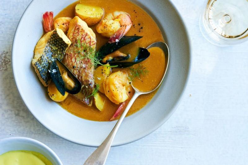 Фестиваль французской кухни