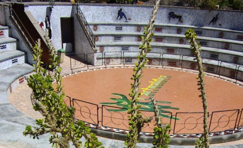 Амфитеатр канарских боев