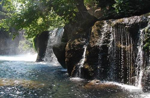 Национальный парк Кёпрюлю Каньон