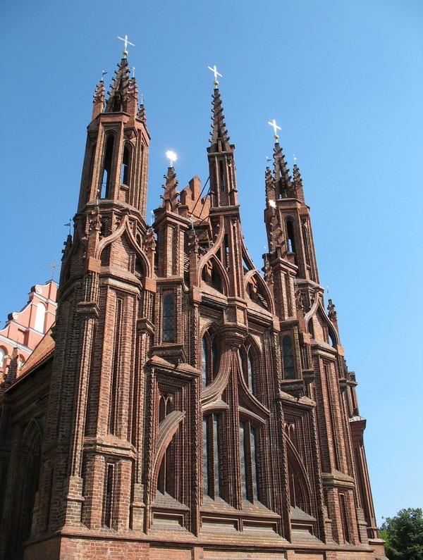 Костел Св.Анны
