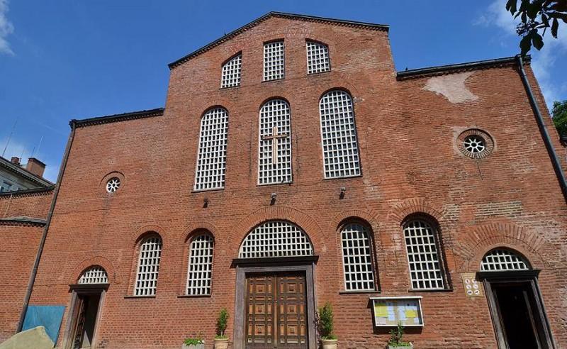 Фасад собора Св.Софии