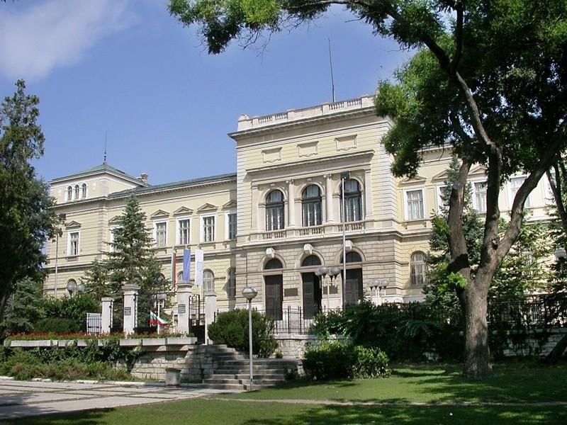 Варненский археологический музей