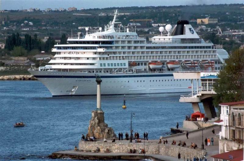 Севастополь - портовый город