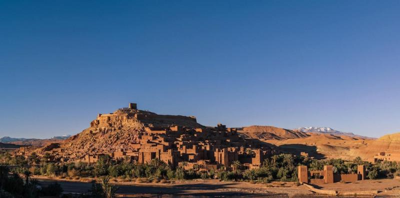 Экскурсии по Марокко