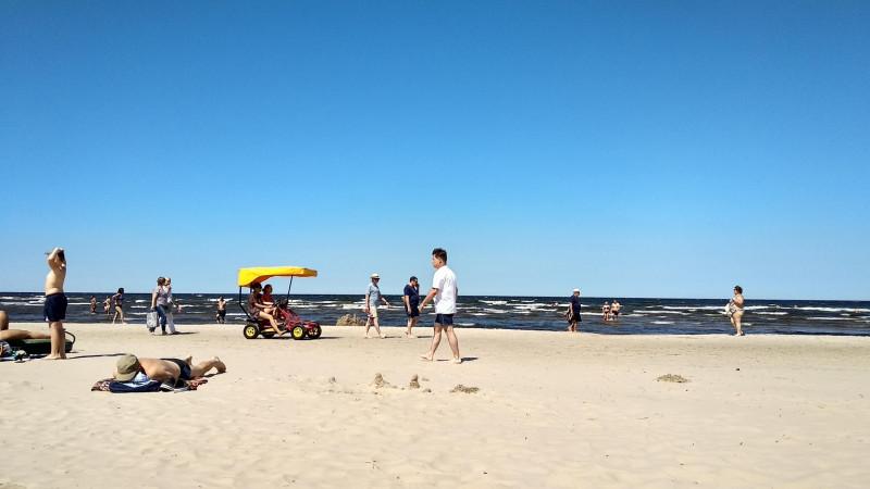 Пляж Майори
