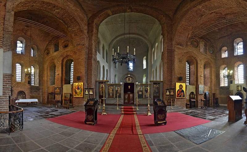 Убранство храма Св.Софии