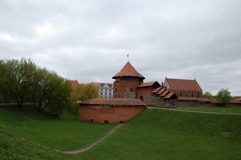 Замок в Каунасе
