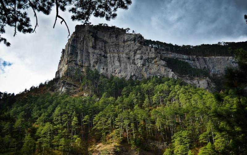 Завораживающие пейзажи гор