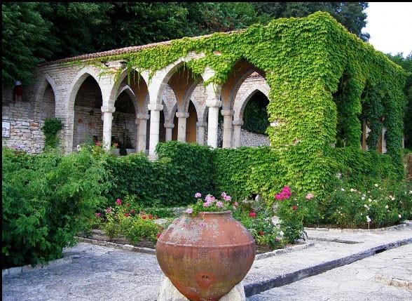 Ботанический сад Балчика