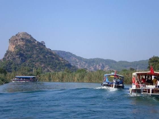 Заповедник реки Дальян