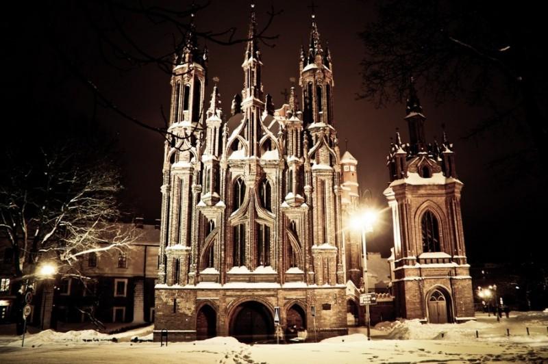 Костел Святого Анны в Вильнюсе