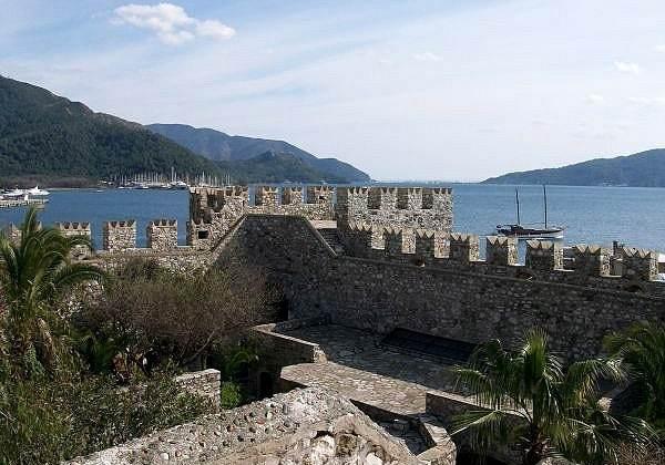 Крепость Мармариса