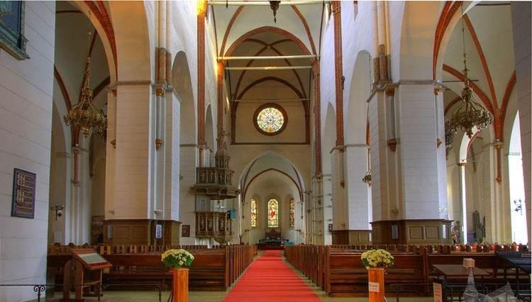 Домский собор внутри