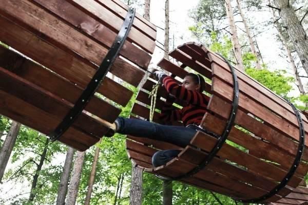 Парк развлечений в Друскининкае