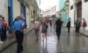 Дождливый день в Гаване