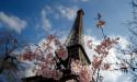 Франция в марте
