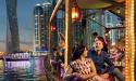 Вечерние прогулки на корабле в Дубаи