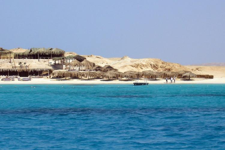 Хургада с моря