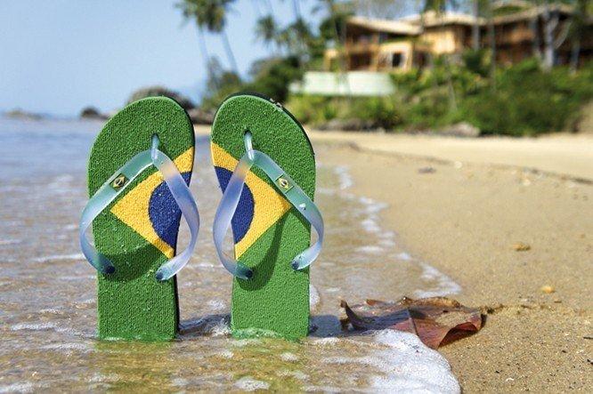Бразилия в июне