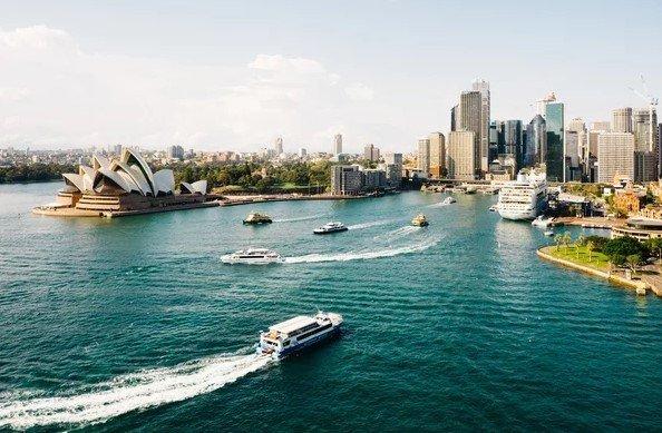 Австралия в ноябре 1