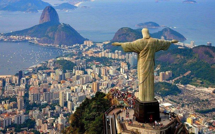 Бразилия в ноябре
