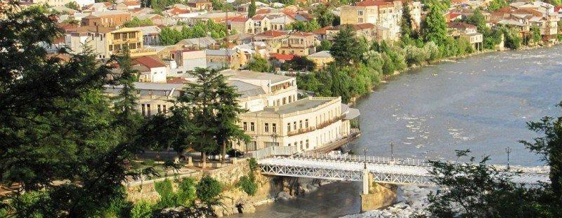 Экскурсия в Кутаиси