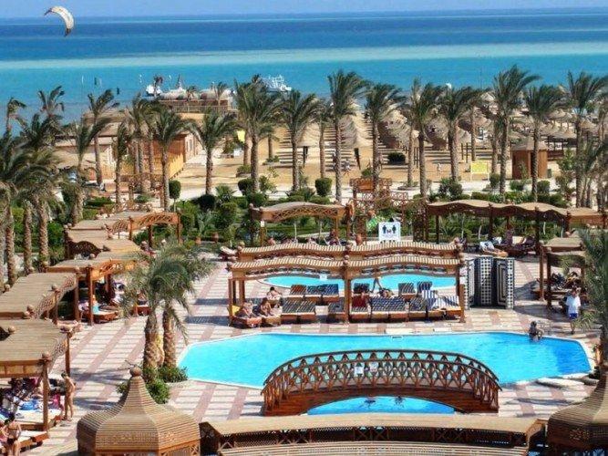 Египет в августе