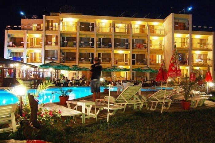 Odesoss ночью