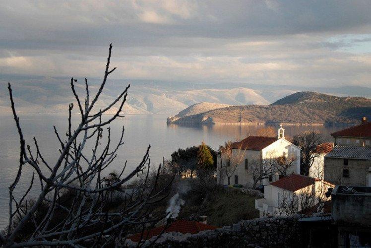 Хорватия в декабре