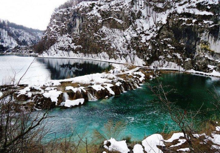 Хорватия в январе