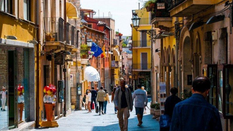 Италия в сентябре