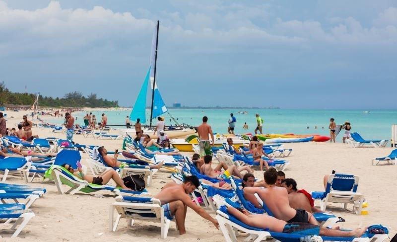 Куба в мае