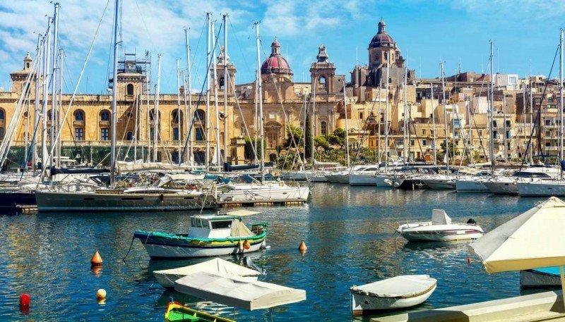 Мальта в августе