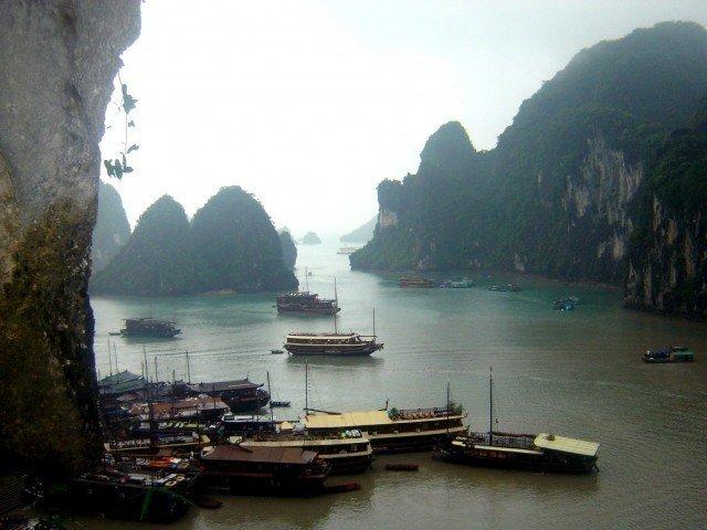 Bьетнам в июле