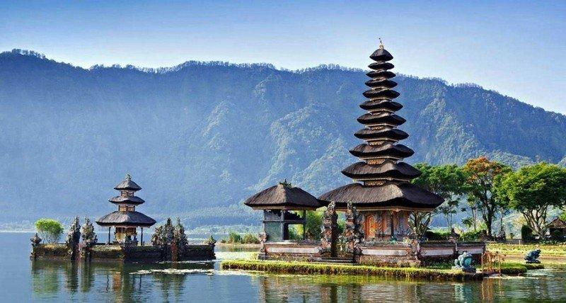 Индонезия в июне