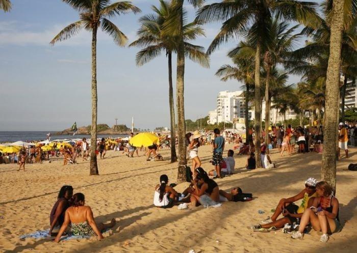 Бразилия в июле