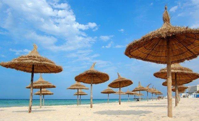 Тунис в мае
